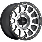 20x9 Machined Black Method NV 5x150 +25 Wheels Nitto Mud Grappler 37X13.5X20