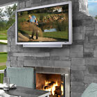 "OUTDOOR All-Weather 46"" HD 1080i TV BUNDLE Anti-Reflect  REMOTE 10 Watt Speakers"