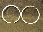 #384699/0384699 STANDARD RING SET 1971-72 40HP OMC/JOHNSON/EVINRUDE BOAT PART