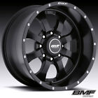 """20"""" X 9"""" BMF NOVAKANE RIMS AND 33X12.50X20 TOYO OPEN COUNTRY MT WHEELS TIRES 33"""""""