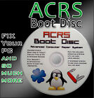 REPAIR & RECOVERY BOOT DISK For WINDOWS 8 7 XP VISTA, PC ADVENT EMACHINE ASUS S