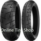 Shinko 009 Raven Motorcycle Tire Set 120/60-17 180/55-17 120/60zr17 180/55rz17