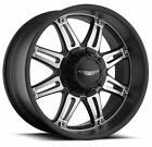 "20"" AMERICAN EAGLE 027 6X5.5 W/ NITTO 35X12.50X20 LT TRAIL GRAPPLER  RIMS WHEELS"