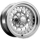 16x8 Machined Pacer Aluminum  8x6.5 -6 Wheels Nitto Terra Grappler 265/75/16