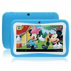 "7"" Blue Android 4.2 Dual Core & Camera 4GB 512MB Children Tablet Notebook PC TB"