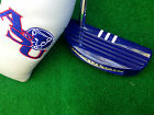 UNIQUE RARE ASU AUGUSTA STATE BILLY KIM MALLET PUTTER WITH COVER ALMOST MINT!!