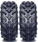 Two new 25x8-12 Kawasaki Suzuki Swamp Lite ATV Tires 25 8 12