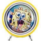 SpongeBob SquarePants Round Alarm Clock Boys Kids