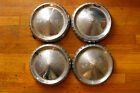 1963 Ford Falcon Dog Dish Hub Caps Ranchero 1962 1961
