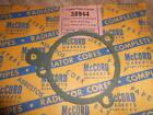 NOS McCord USA Made Gasket Water Pump 1960-1962 Falcon 6 8507A 38944