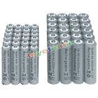24 AA 3000mAh + 24 AAA 1800mAh battery Bulk Nickel Hydride Rechargeable 1.2V Gra
