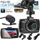 "2.7"" FULL HD 1080P Night Vision In Car DVR CCTV Car Dvr Video Recorder Camera"