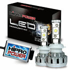 9005 CREE XHP50 80W LED HEADLIGHT 1997-2002 2003 ACURA CL - HIGH BEAM