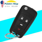 2 New Keyless Entry Remote Control Car Key Fob Replacement for 15913420