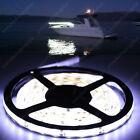 12V WHITE WATERPROOF LED STRIP LIGHT 5M 300LEDS FOR BOAT/TRUCK/CAR/SUV/RV