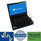 """Lenovo ThinkPad X230 12.5"""" Laptop DC i5-3320M 2.6GHz 4GB 320GB w/Win 10 *Battery"""