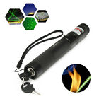 G303 Green Power Green Laser Pointer Star Cap Gazing Pen 2 in 1 Beam Light Lazer