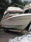 1977 Bayliner 2750 Victoria 27' Cabin Cruiser & Trailer - Ohio