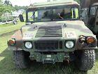 1985 Hummer humvee  HUMMER H1 Humvee w/ Hard Top 4x4 All Terrain Diesel Off Road Truck ONLY 21,294