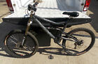 HARO EXTREME X3 DOWNHILL DH medium size frame BIKE MARZOCCHI JUNIOR BOMBER FORKS
