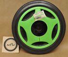 Vtg NOS Arctic Cat Green Snowmobile Track Bogie Idler Wheel 5 3/4 Outer Diameter