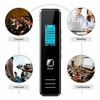 Superior 8GB Digital Voice Recorder Spy Audio Recording HD Sound Device MP3 Play