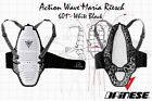 NEW DAINESE ACTION WAVE MARIA RIESCH WINTERSPORTS BACK PROTECTOR SIZE M
