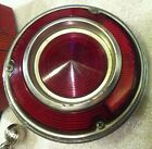 LET THERE BE - 1965-CHEVROLET-CORVAIR Tail LIGHT& Bezel guidex 10 sae STDB 65