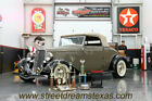 1933 Ford Other Cabriolet 1933 Ford Deluxe Cabriolet 9028 Miles Folkstone Grey Convertible 350 V8 Automati