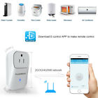WiFi Smart Remote Control Timer Switch Power Socket Outlet US Plug Alexa APP
