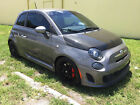 2013 Fiat 500 ABARTH 2013 FIAT 500 ABARTH CARBON CLEAN FLORIDA TITLE MANY UPGRADES 1 OWNER $ 7600