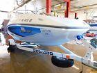 20' Sea Doo Challenger 215HP Rotax Jet Sea Doo Trailer T1267178