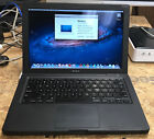 Apple MacBook 13-inch Black Early 2008 2.4GHz Intel Core 2 Duo (MB404LL/A)