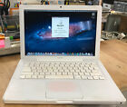 Apple MacBook 13-inch White Early 2008 2.1GHz Intel Core 2 Duo (MB402LL/A)