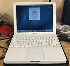 Apple iBook G4 12-inch Late 2004 1.2GHz (M9623LL/A)