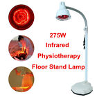 275W Floor Stand TDP Infrared IR Temperature Light Therapy Heat Lamp Pain Relief