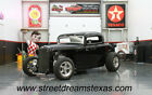 1932 Ford Coupe 3 WINDOW STREET ROD COUPE 1932 Ford Coupe 3 WINDOW STREET ROD COUPE 5697 Miles Black Coupe 350 V8 Automati