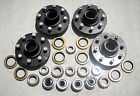 4- Genuine Dexter 8x6.5 Hubs with 7000# Bearing Kits Replace Trailer Idler Axle