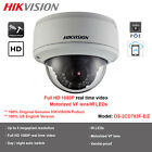 HIKVISION-USA 5MP 1080P Vandal-proof IP IR Dome/4.5~10mm VF Motorized Lens/PoE