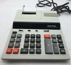 Vintage Radio Shack EC-3015 Portable Desktop Display Printer Calculator