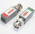 48pc(24pair) x CAT5 Coax BNC Channel passive Video Balun Transceiver CCTV Camera