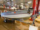 14' Northwood Classic Aluminum 25HP Mariner Outboard Northwood Trailer T1276819