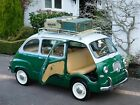 1959 Fiat 600 Multipla Vinyl Fiat 600 Multipla Series 1 Classic 1959 LHD / 6 Seater & Beautifully Conserved!