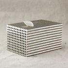 50Pcs 4x2mm Strong N35 Neodymium Magnets Rare Earth Round Disc Fridge Craft PR62