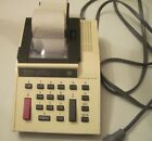 Vintage Sharp Elsi Mate Electronic Printing Calculator EL-1057S
