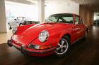 911 -- 1969 Porsche 911E