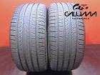 2 High Tread Pirelli Tires 245/40/18 Cinturato P7 All Season 97H OEM Audi #45929