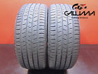 2 High Tread Continental Tires 225/50/18 ContiProContact 99V RunFlat Tech #45908