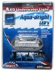 High Intensity 12V 600 Lumen Green LED Surface Mount Underwater Light 51090