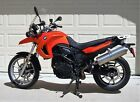 2011 BMW F-Series  2011 BMW F650GS TWIN with FACTORY LOW SUSPENSION One Owner Garage Kept Extras